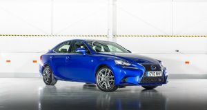 26 Lexus IS300h: Perfect first step on the electric car ladder