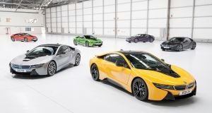 31 BMW i8: A hybrid that is genuinely exciting