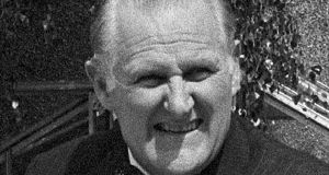 Actor Peter Vaughan in 1979. Photograph: PA Wire