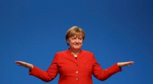 Angela Merkel: burqas 'do not belong' in Germany