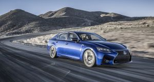 40 Lexus GS: Restyled hybrid delivers a refined drive