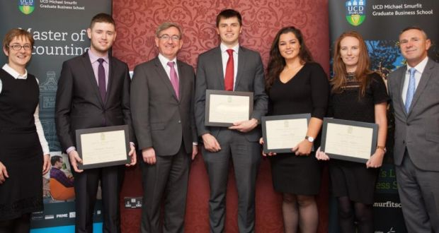 The Smurfit MAcc: more than an accounting degree