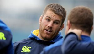 Sean O'Brien starts for Leinster against Northampton Saints on Friday night. Photograph: Inpho/Dan Sheridan