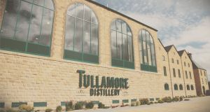 Whiskey production returned to Tullamore for the first time in 60 years in 2014, when William Grant opened a €35 million distillery on the outskirts of the town to produce Tullamore Dew