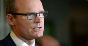 Simon Coveney says  the State needed to remain close in terms of its political and trade relationships with the UK. Photograph: Dara Mac Dónaill