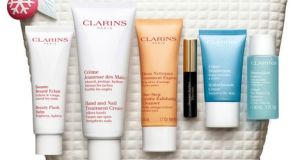 Clarins Relaxing Weekend Collection €59.