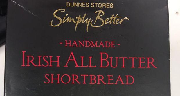 Value for Money: shortbread