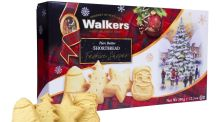 Walkers Festive Shapes