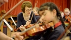 Music education hits the right note