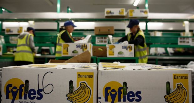 Fyffes agrees to acquisition by Sumitomo for €751 million