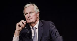 Colleagues say Barnier is far from the arch-federalist bureaucrat that enemies portray. Photograph: Marlene Awaad/Bloomberg