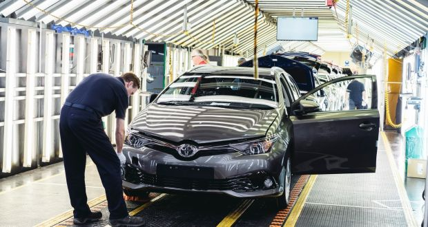 Final Checks Are Made On An Auris At The Toyota Plant In Burnaston, England: