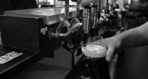 When the pubs closed, people seeking a tipple could turn to one of Dublin's secret drinking dens. Photograph: Eric Luke/file photo