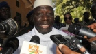 Gambian president rejects election result