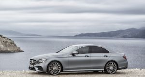 The Mercedes E-Class . . . 2016 car of the year