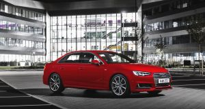 4 Audi A4: this  model is not so much changed as honed
