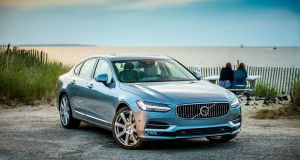3 Volvo S90/V90:  Model that breaks out of the box