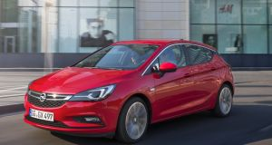 General Motors has pulled out all the stops for the Opel Astra