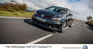 Top 100 the best cars for 2017 the irish times 7 vw golf the ultimate arbiter of hatchback style fandeluxe Gallery