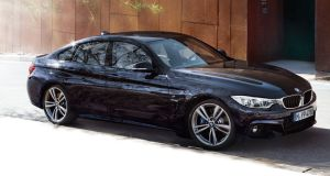 10 BMW 4 Series Gran Coupe: still a hugely desirable car
