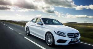 The sweetest model in the C-Class range is the C180 CDI diesel estate