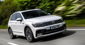 20 VW Tiguan: Sophisticated mid-size crossover