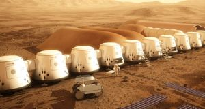 Mars One is seeking investment for its ambitious mission