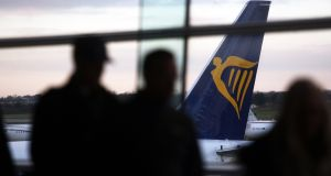 The Ryanair case could represent the biggest threat so far to the rights of passengers. Photograph: Chris Ratcliffe/Bloomberg