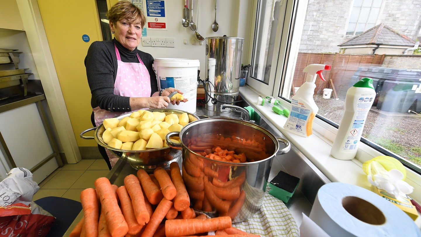 Tralee soup kitchen feeds over 100