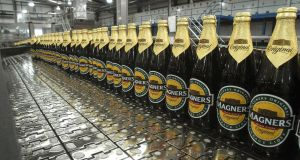 AB InBev will now be responsible for the sale and trade marketing of C&C's cider portfolio, including Magners.