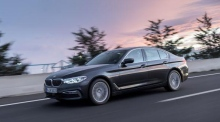 Our Test Drive: the BMW 5 Series