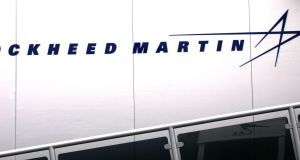 "Lockheed Martin declined 3.9 per cent at $249.22 after Donald Trump tweeted that the company's F-35 programme and costs were ""out of control""."