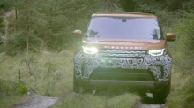 Our Test Drive: the Land Rover Discovery