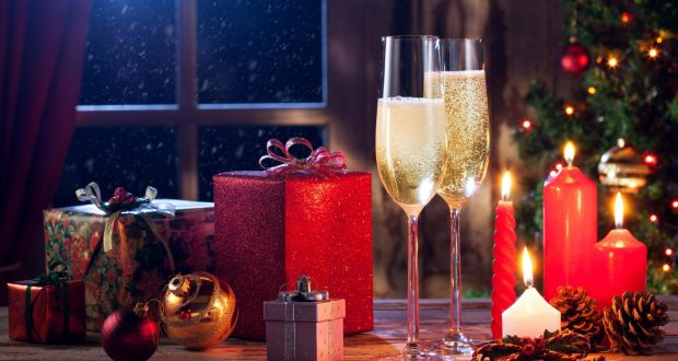 withdrawal from alcohol can take the form of hangovers and the return of depression - Define Christmas