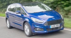 36 Ford S-Max: A big bit of luxury  worth splashing out on