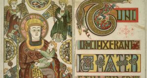 Book of Kells: one of the texts written about by Christopher de Hamel. Photograph: Hulton Archive/Getty