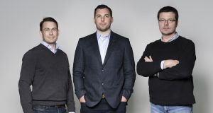 Cambrist founders:   CEO Jacob Claflin, Blake Newman, head of product and  Victor Mikhailov, chief technology officer. The three have spent most of their careers in the payments industr