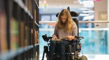Overcoming disability as a barrier to college education
