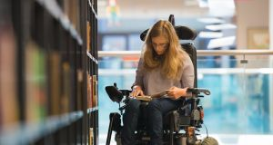 Universities and colleges have been developing disability support services to cater for a wide range of special needs. Photograph: iStockphoto/Getty Images
