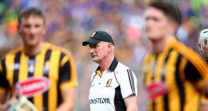 "Kilkenny manager Brian Cody: ""We weren't good enough to win the final. Next year has the same challenges as every other year."" Photograph: Cathal Noonan/Inpho"
