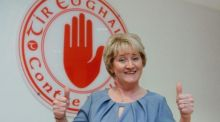 "Tyrone chairwoman Róisín Jordan: ""I believe Tyrone GAA should be looking to the future and their aspiration should be to build their own stadium."""