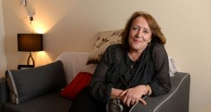Annette Tobin at her home in Donnycarney, Dublin. Photograph: Dara Mac Dónaill/The Irish Times