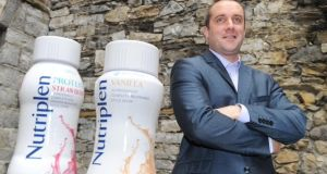 Dr Paul Gough, dietician and founder of Nualtra: firm is involved in legal case taken by a Dutch company over similar product name.
