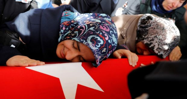 Istanbul bombing another body blow to Turkish civil society