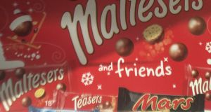 Maltesers selection box: if you're a fan of light chocolatey balls with a honeycomb middle, this ones for you