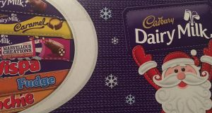 Cadbury's selection box can't be beaten