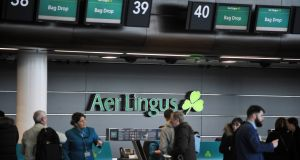 Aer Lingus will fly five times daily from Cork next summer. Photograph: Bloomberg