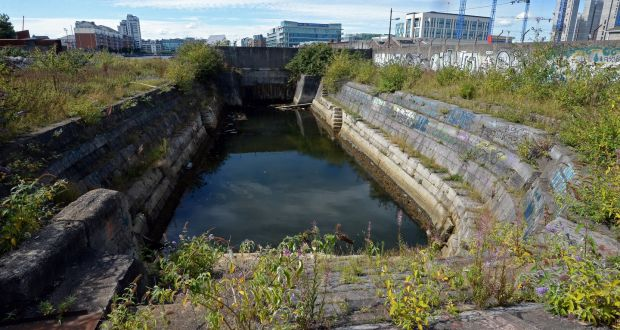 minister urged to save key piece of grand canal basin
