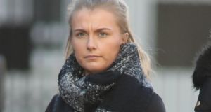 Ailbhe Cole has lost a High Court action for damages against her former school over an injury suffered playing hockey. Photograph: Collins Courts.