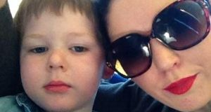 Sinéad Higgins and son Oisín were found dead at a house in London.